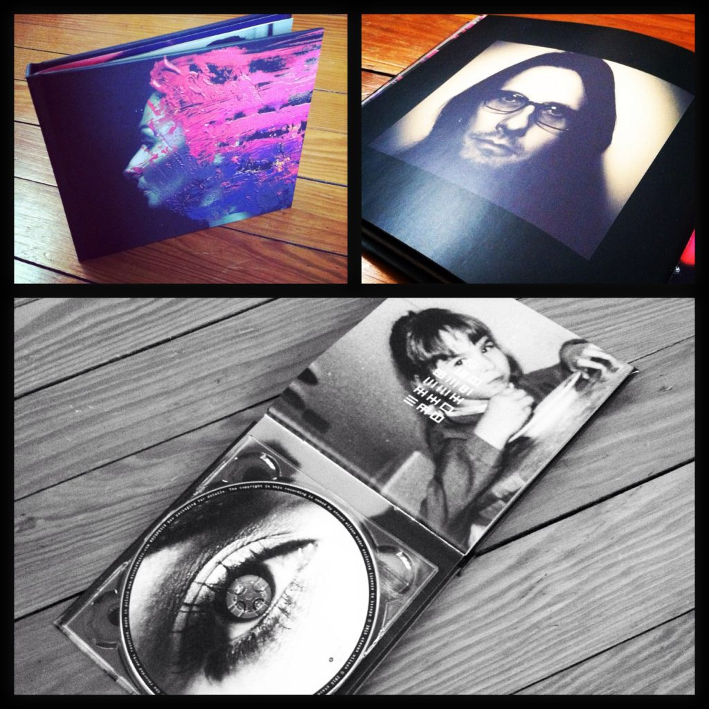 Photos of CD package