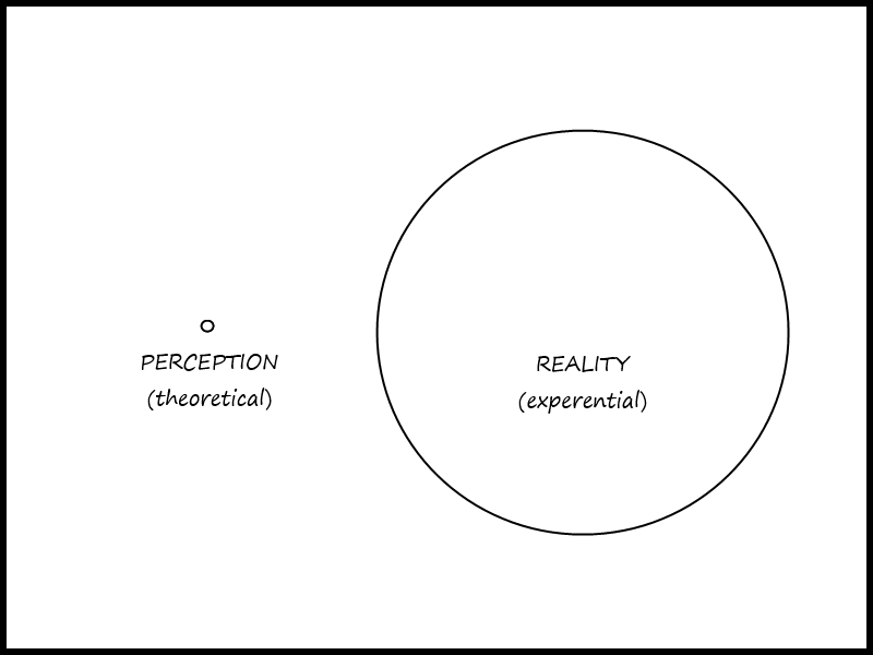 perception vs. reality